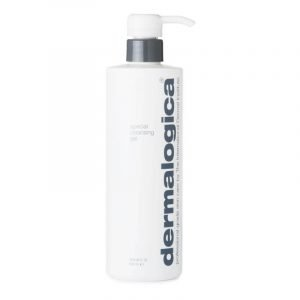 Dermalogica reiniging dispenser