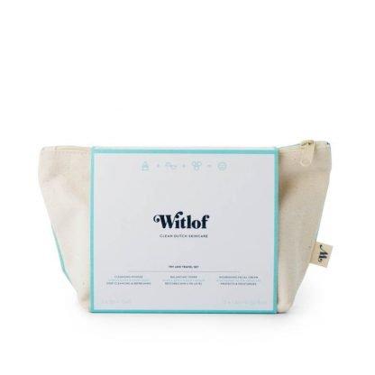 witlof tasje met drie producten en etiket