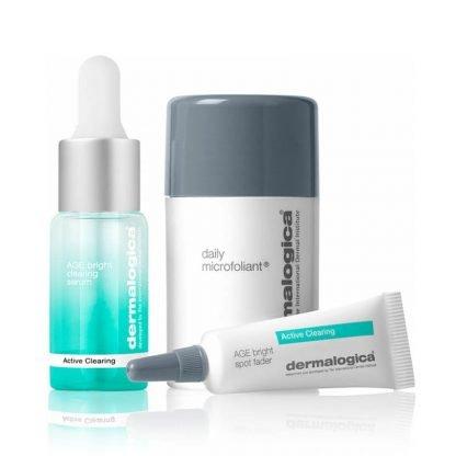 Dermalogica Clear and Brighten Skin Kit