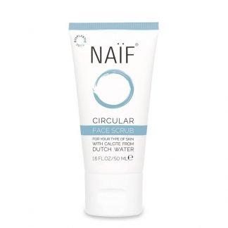 Naïf Circular Face Scrub
